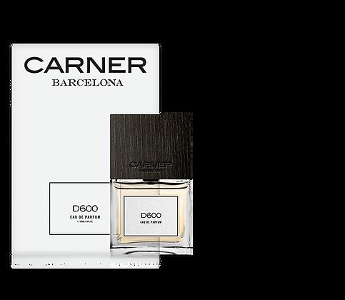 CARNER  BARCELONA D600 eau de parfum spray