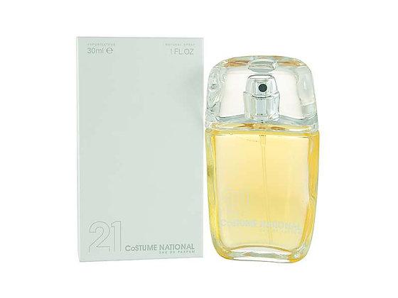 CoSTUME NATIONAL 21 eau de parfum 30 ml spray