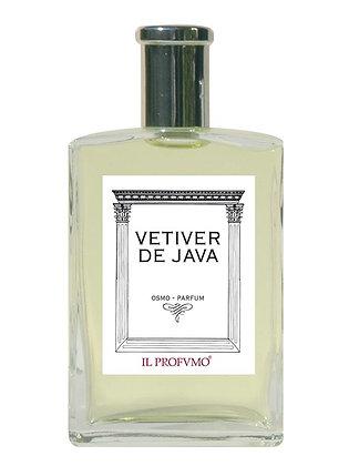 IL PROFVMO VETIVER DE JAVA eau de parfum 100 ml spray