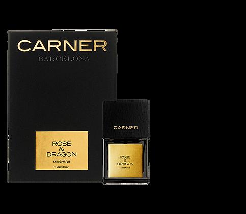 CARNER  BARCELONA ROSE & DRAGON eau de parfum 50 ml spray