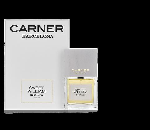 CARNER  BARCELONA SWEET WILLIAM eau de parfum spray
