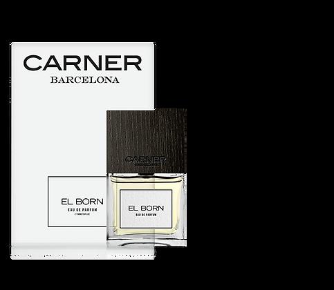 CARNER  BARCELONA EL BORN eau de parfum spray