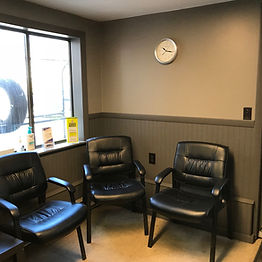 Waiting room Mansfield Auto Care