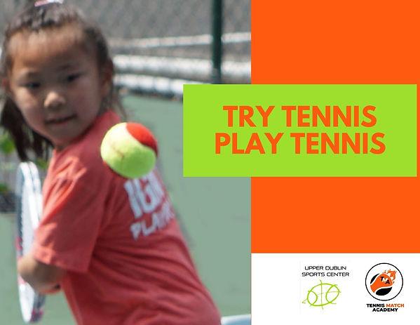 Try Tennis play tennis Campaign .jpg