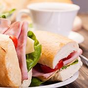 pause gourmande sandwichs et confiseries
