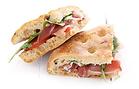 sandwich frais et appétissant