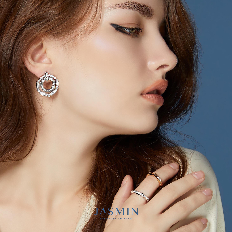 JASMIN_NEW Earrings_E25