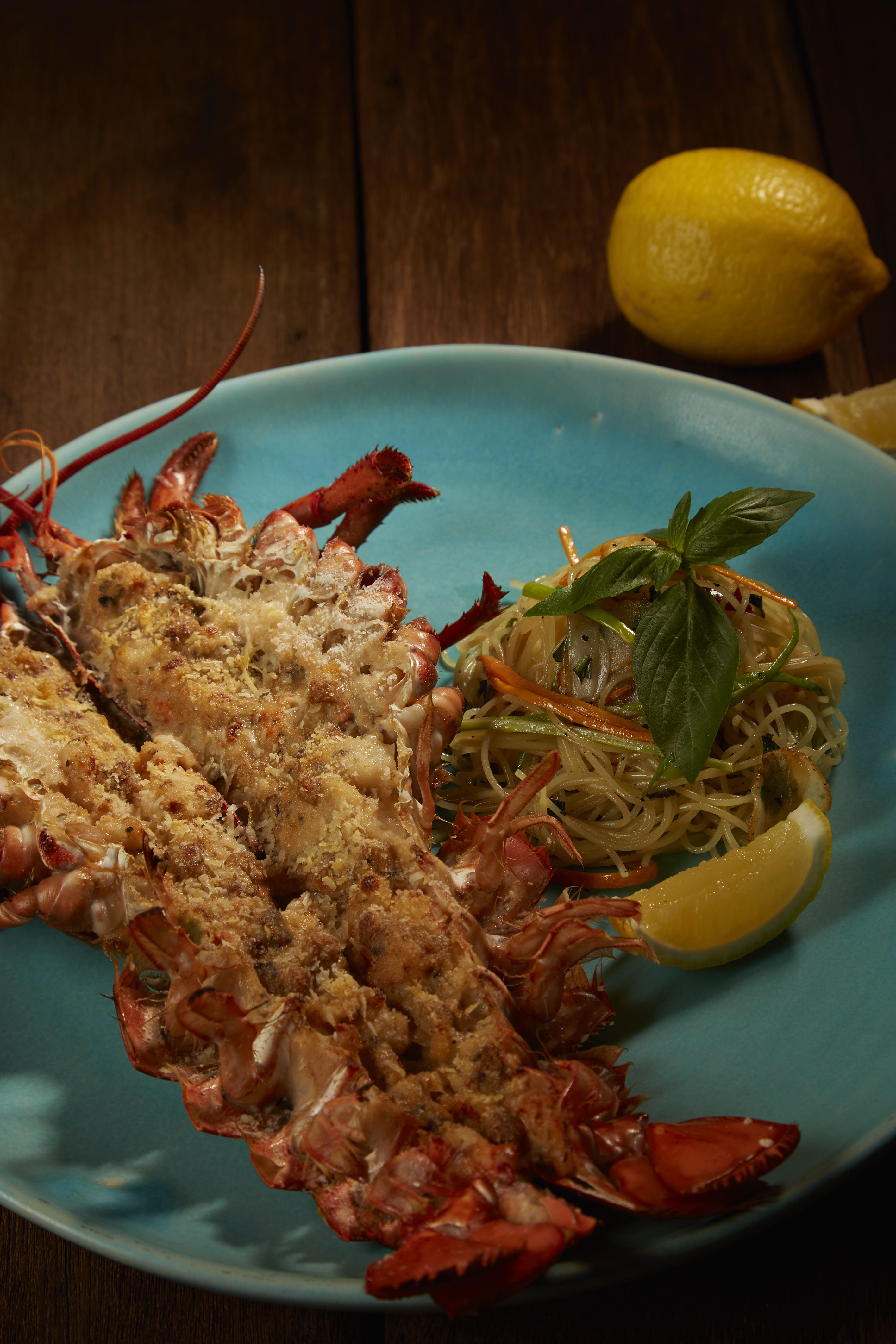 Thyme_0583Lobster Thermidor
