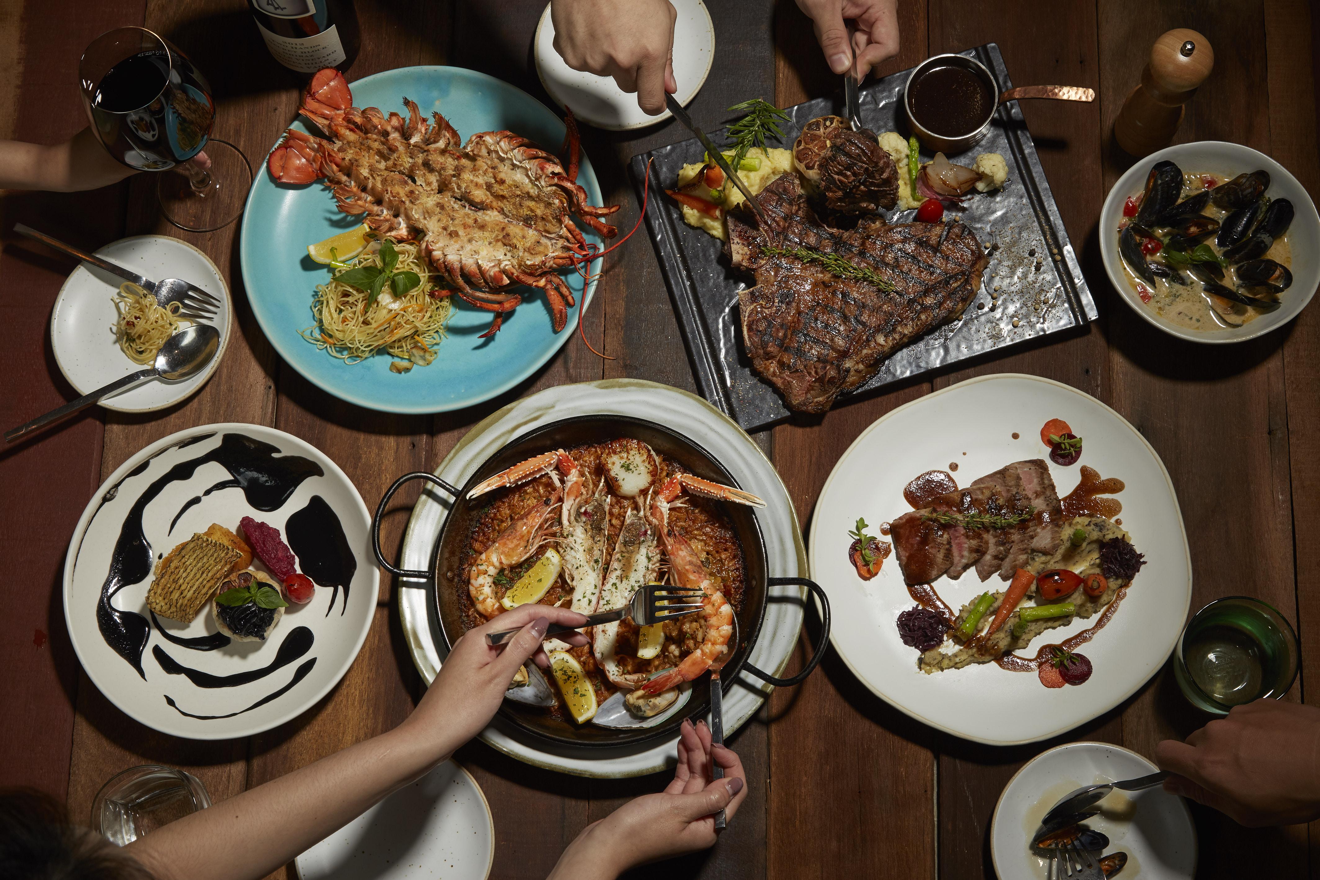 THYME: Eatery & Bar