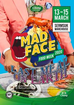 MAD FACE FOOD WEEK 2020