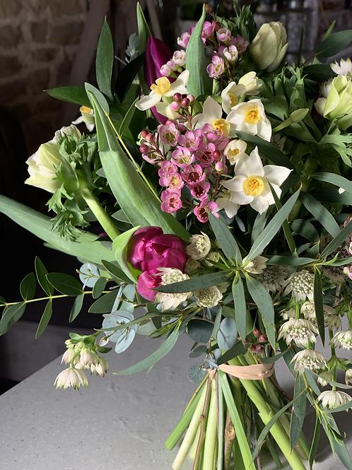 Florist Choice Spring Petite Posy