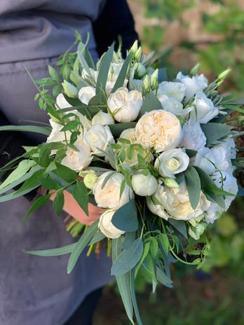 Abi's Bridal Bouquet