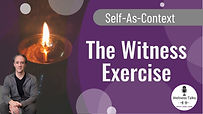 Witness Exercise