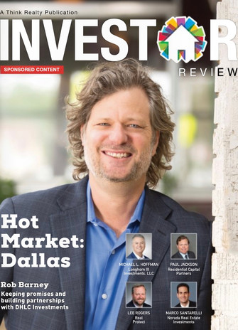 Think Realty January 2020 Cover
