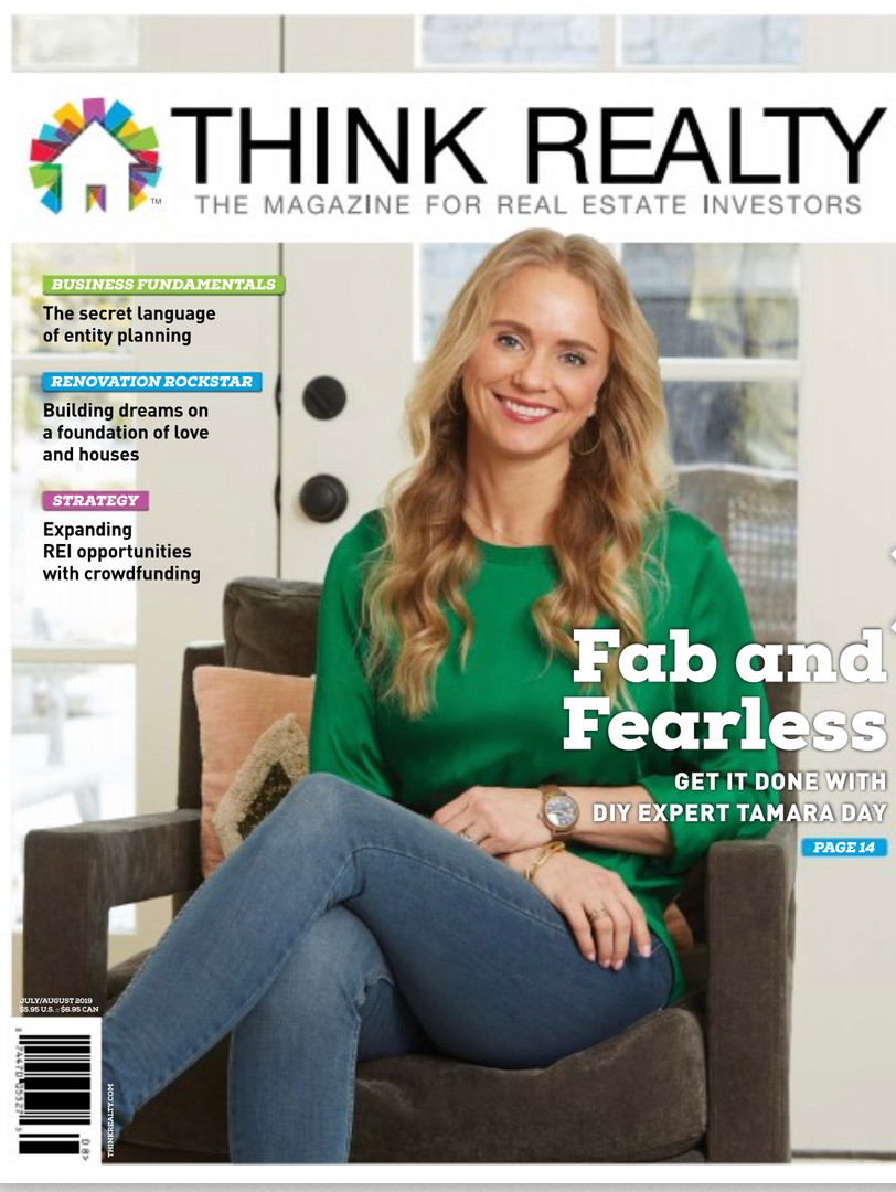 Think Realty - Front Page
