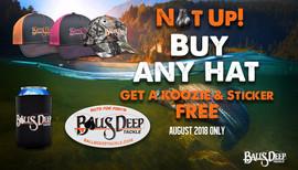 Balls Deep Tackle Banner Ad BOGO August 2018