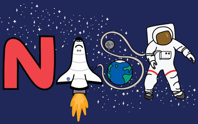 NASA Logo Re-Design 2D