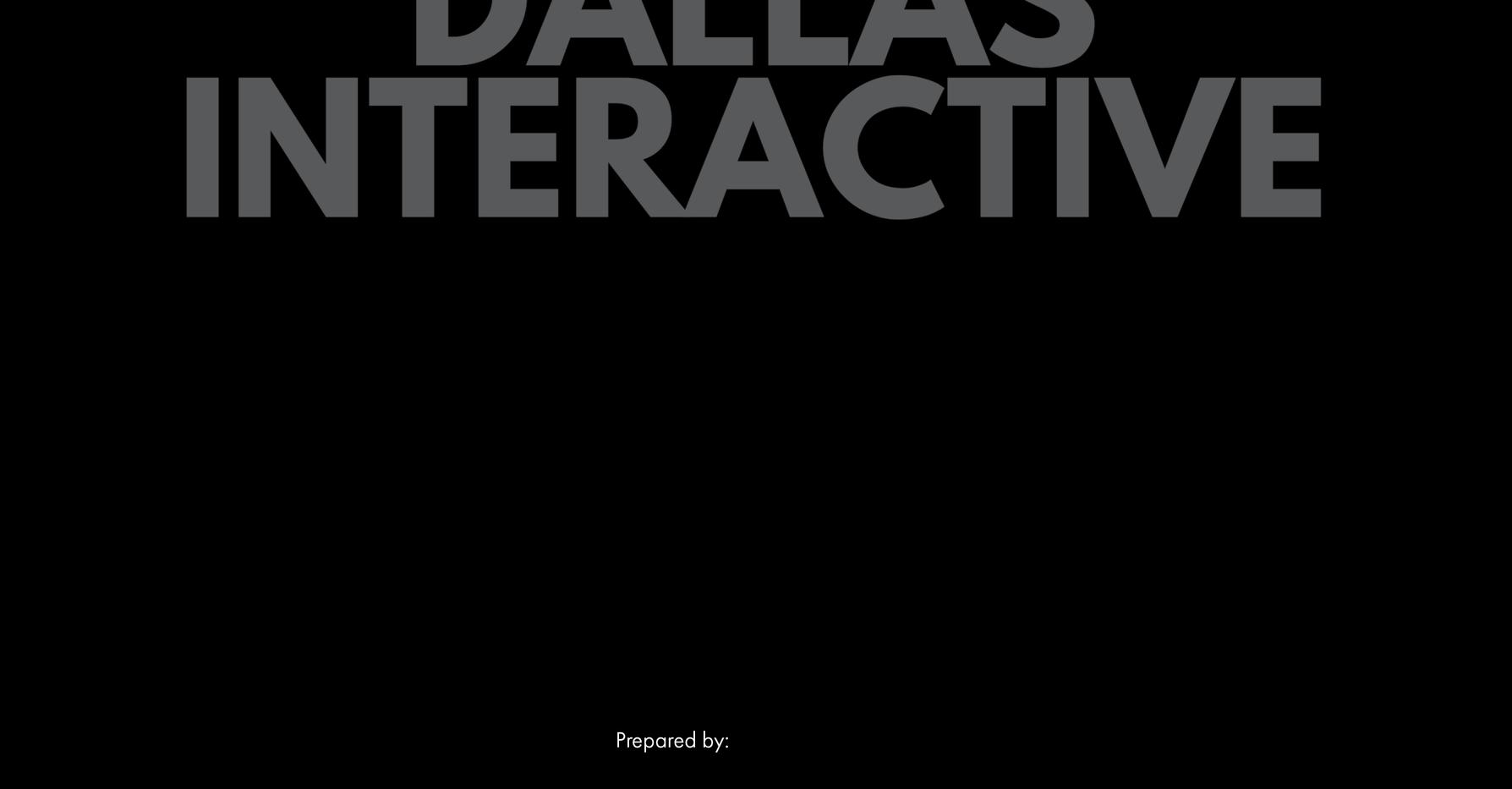 Dallas Interactive Brand Guidelines 1.24