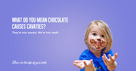 Smile Workshop Facebook Ad 2018 Chocolate