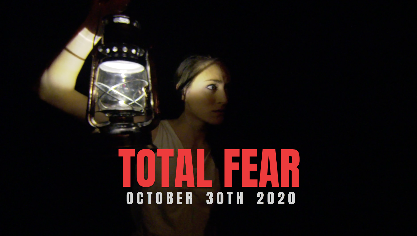 Experience TOTAL FEAR by Katie Burks