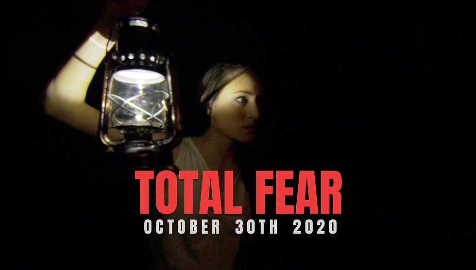 TOTAL FEAR KATIE BURKS