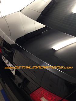 MBZ E350 Paint Correction 3