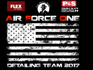 Happy 4th of July!!!! What an honor being selected to the Air Force One Detail Team 2017