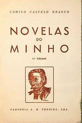 Novelas do Minho de Camilo Castelo Branco. Vol.I