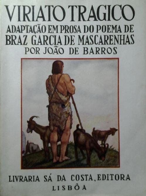 Viriato Trágico adaptação por João de Barros