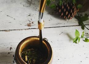 Chá de Erva Mate