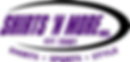 SHIRTSNMORE LOGO PURPLE AND BLACK .png