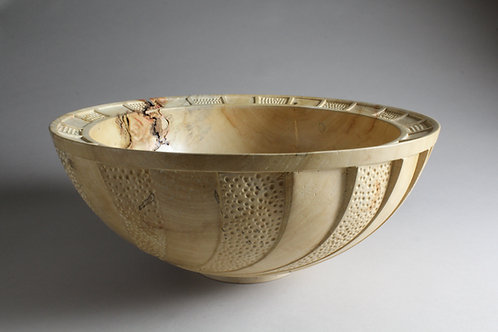 Antiquity - Fluted Bowl, IRD - April 25 at 3pm ET