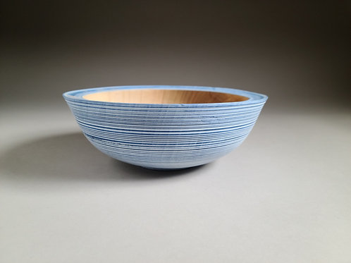 Colored Maple Bowl