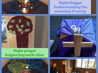 Tuesday's Night Prayer