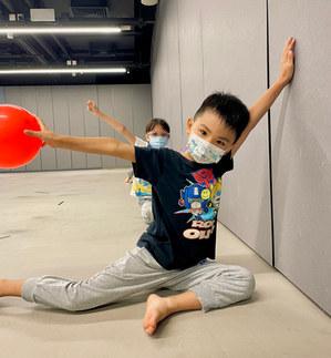 兒童創意舞蹈體驗課