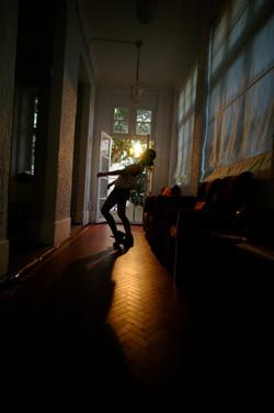 環境舞蹈系列《光·影》