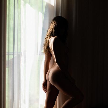 "SERIE photos - ""Ballet de caresses"""