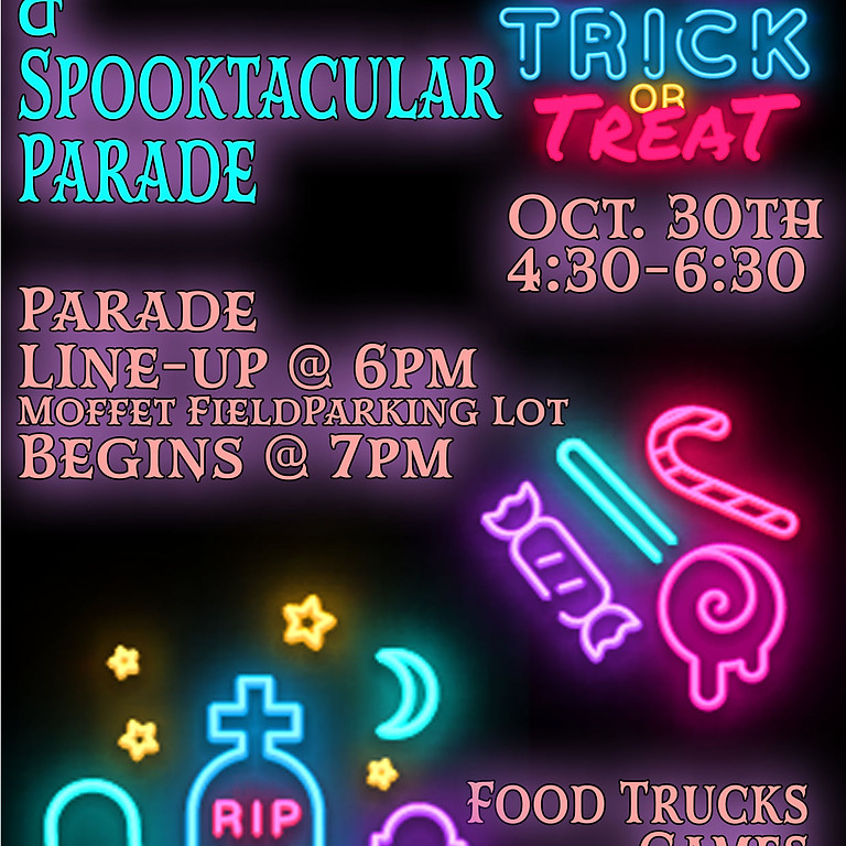 Cancelled- Halloween in the Park & Spooktacular Parade
