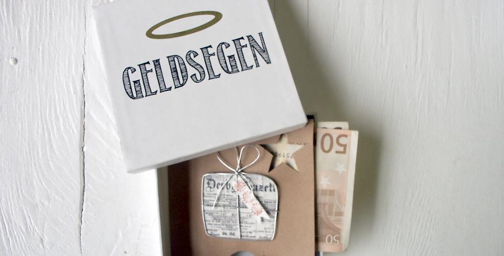"""Good old friends Geldgeschenk-Box """"Geldsegen"""""""