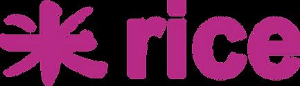 Rice logo Dark Pink - no payoff.png