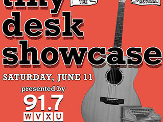 Live Local Music Featured At WVXU's Tiny Desk Showcase