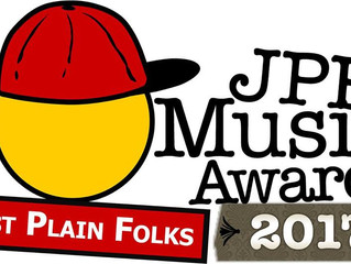 Thank You Just Plain Folks Music Awards!
