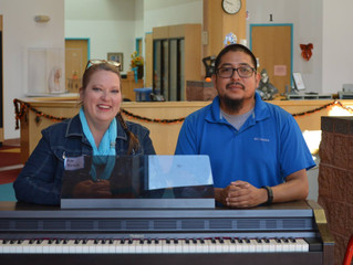 Native American Music Fund Concert Piano
