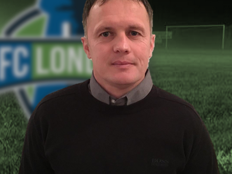 New Head Coach for FC LONDON League1 Men