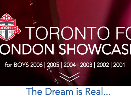 Register now for Toronto FC Showcase