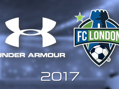 FC LONDON will wear UNDER ARMOUR in 2017
