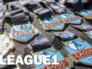 #1 League1 Ontario