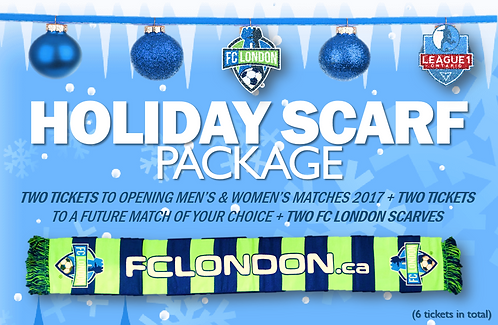 FC LONDON Scarf & Ticket Special