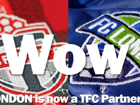 FC LONDON Partners with TFC