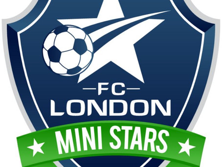 "FC LONDON to sponsor ""FC LONDON MINI-STARS"""